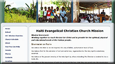 Haiti Evangelical Christian Church Mission