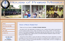 House of Praise Mission