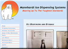 Mannhardt Inc., Ice Dispensing Systems
